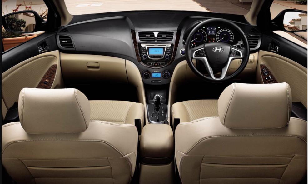 Hyundai Verna, Car I visualized