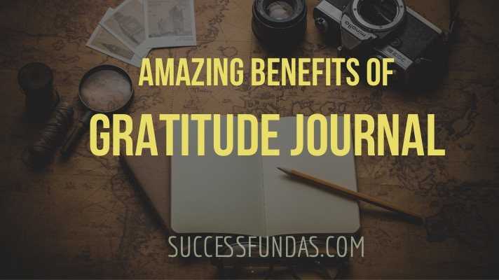 Benefits of Gratitude Journal